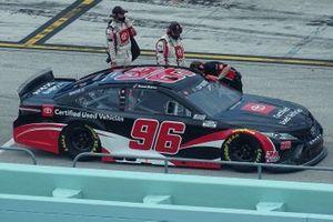 Daniel Suarez, Gaunt Brothers Racing Toyota