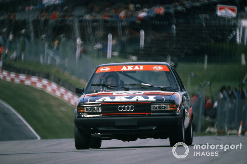 Британский Туринг, Audi, 1980 год
