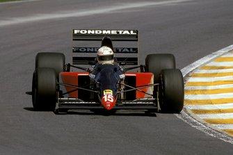 Gabriele Tarquini, Fondmetal GR01 Ford