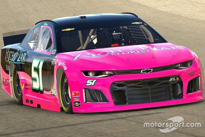Гарретт Смитли, Rick Ware Racing