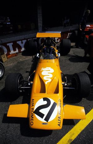 Andrea de Adamich, McLaren M14D
