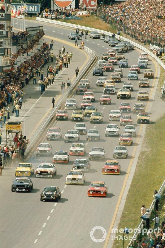 При этом гонки по-прежнему приезжали в Спа – здесь проходили этапы чемпионата мира по гонкам на выносливость и знаменитый суточный марафон для кузовной техники
