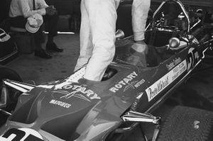 Dave Charlton, Lotus 49C-Ford, GP del Sud Africa del 1970