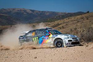 Ken Block, Alessandro Gelsomino, Ford Escort