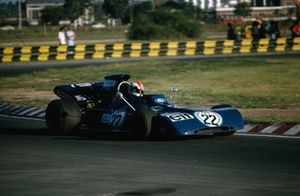 Francois Cevert, Tyrrell 002 Ford, GP d'Argentina del 1972