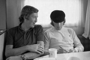 Jochen Rindt, Lotus y Jackie Stewart, Tyrrell