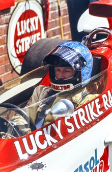 Dave Charlton, Lotus 72D-Ford