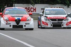 Kristian Moe Sætheren, Insight Racing, Alfa Romeo Giulietta Veloce TCR