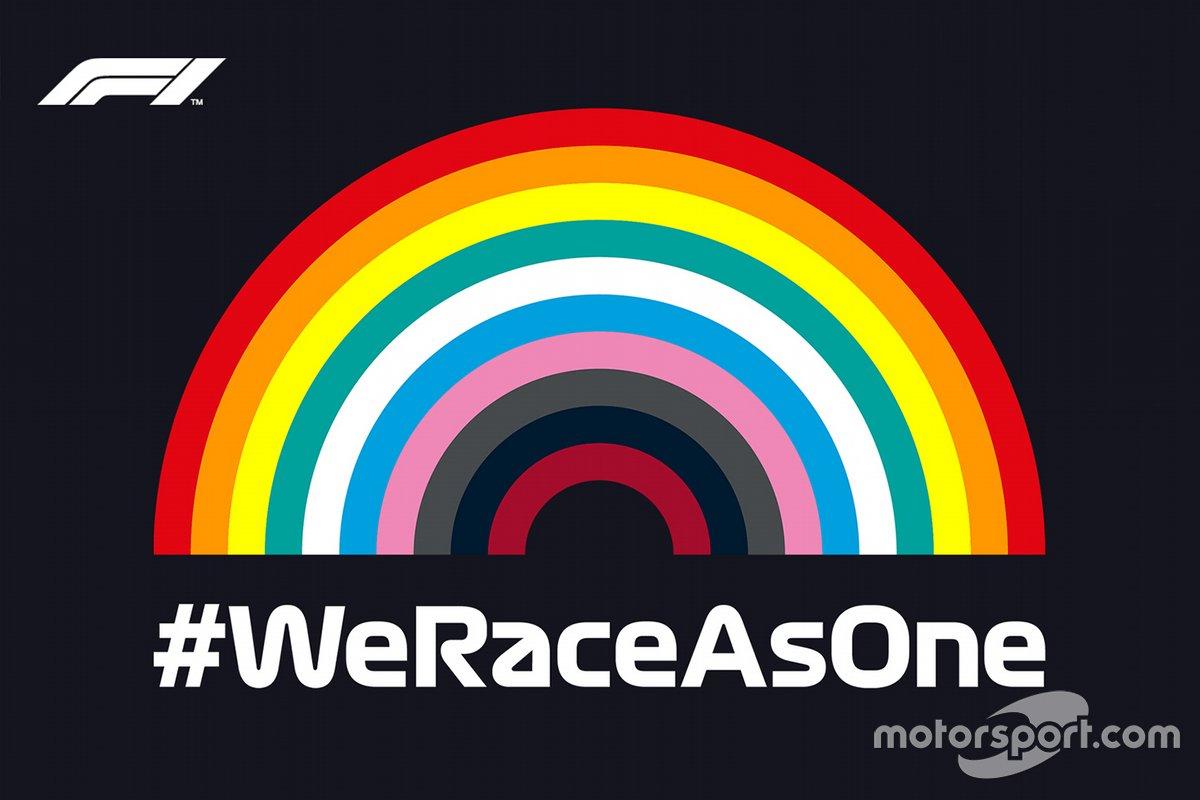 Iniciativa #WeRaceAsOne