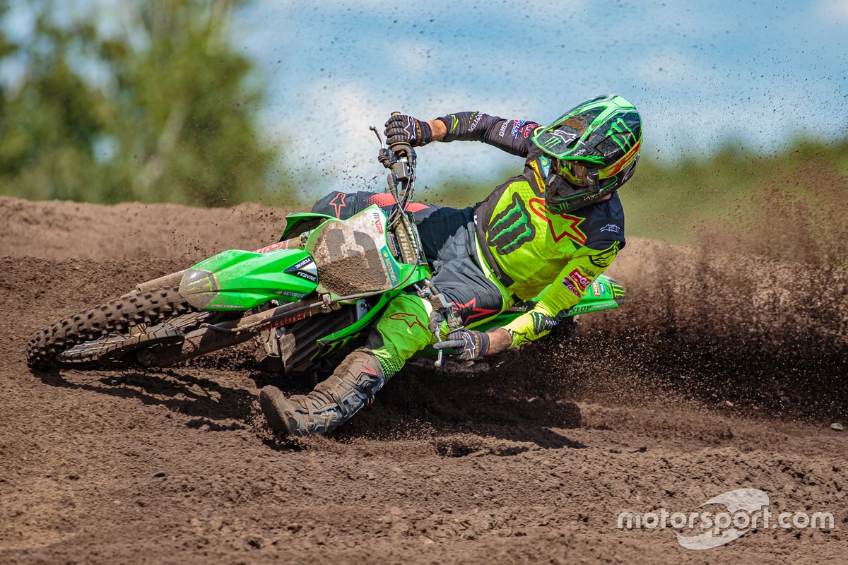 Romain Febvre, Monster Energy Kawasaki Racing Team
