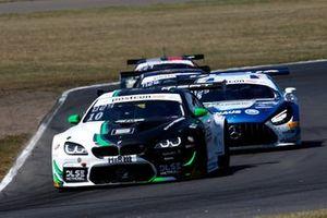 #10 Schubert Motorsport BMW M6 GT3: Henric Skoog, Nick Yelloly