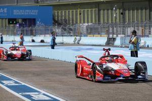 Alex Lynn, Mahindra Racing, M6Electro, Jérôme d'Ambrosio, Mahindra Racing, M6Electro