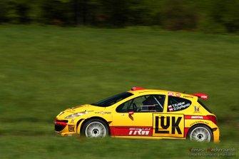 Tomasz Kuchar, Daniel Dymurski, Peugeot 207 S2000