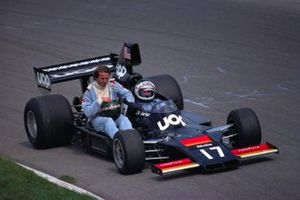Jean-Pierre Jarier, Shadow DN7, mit Jacques Laffite, Williams