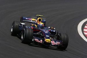 Mark Webber, Red Bull Racing RB3 Renault