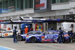 #56 Kondo Racing Nissan GT-R NISMO GT3: Kiyoto Fujinami, Joao Paulo de Oliveira