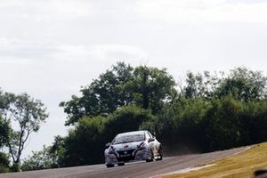 Jake Hill, MB Motorsport Honda Civic Type R