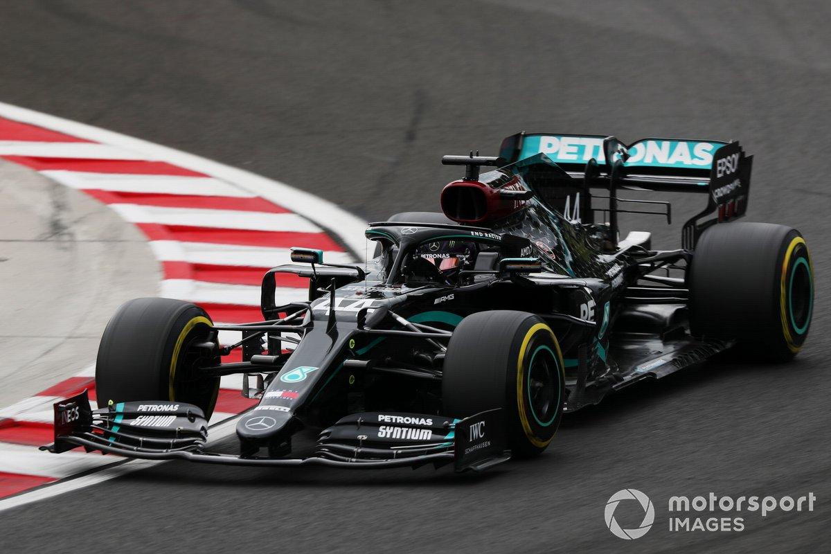 Mercedes AMG F1 W11 (2020)