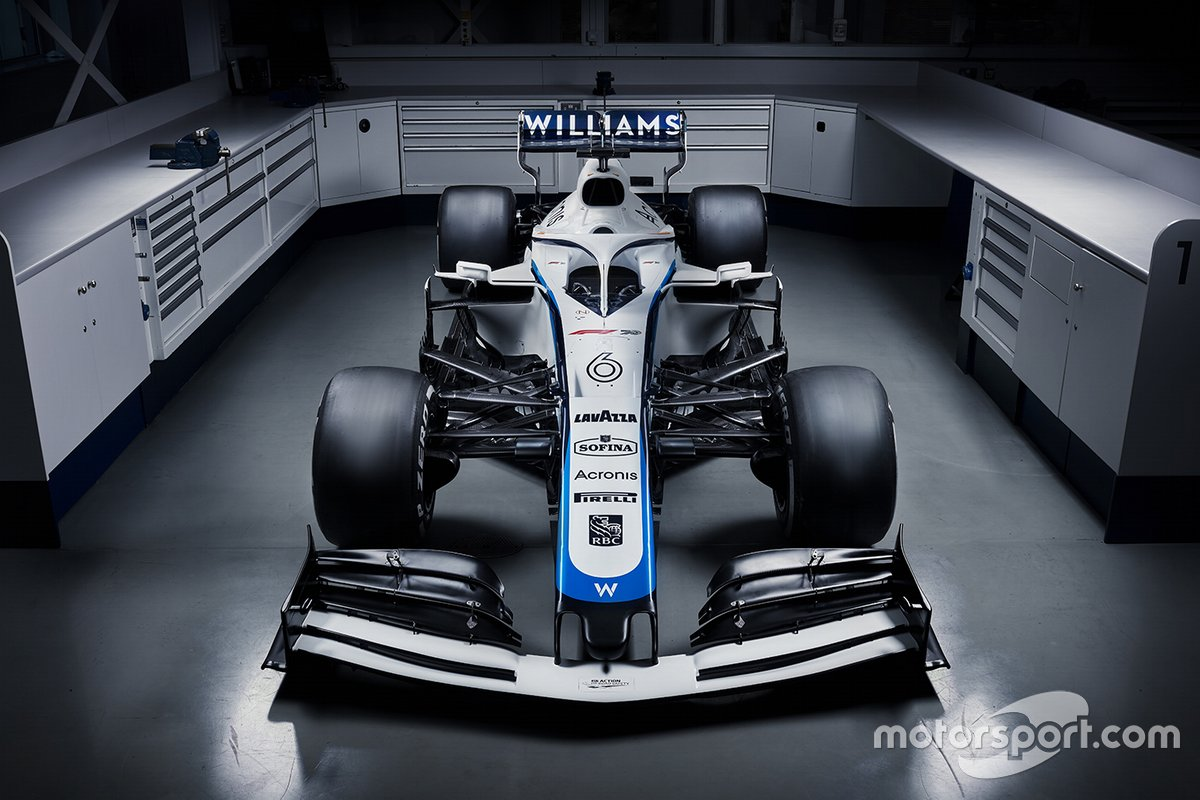 Williams livery