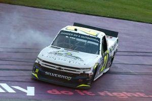 Race Winner Zane Smith, GMS Racing, Chevrolet Silverado