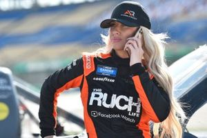 Angela Ruch, Reaume Brothers Racing, Toyota Tundra