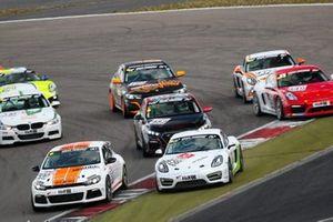 #456 Porsche Cayman: Phil Hill, Kaj Schubert
