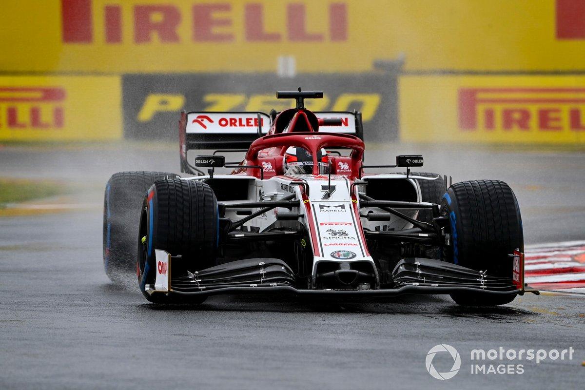 Kimi Raikkonen, Alfa Romeo Racing C39
