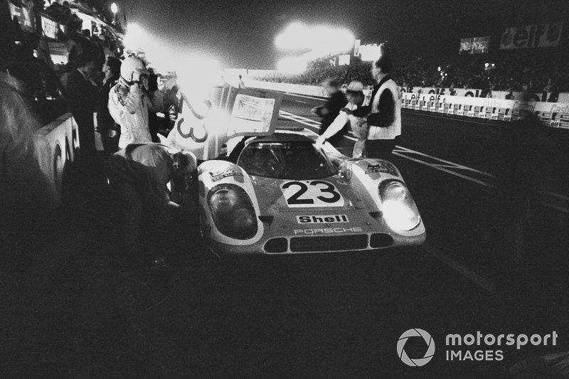 Le Mans 1970 - Hans Herrmann, Richard Attwood, Porsche 917K