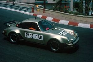 The pace car