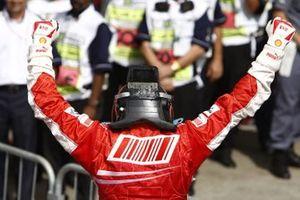 Formel-1-Weltmeister 2007: Kimi Räikkönen, Ferrari