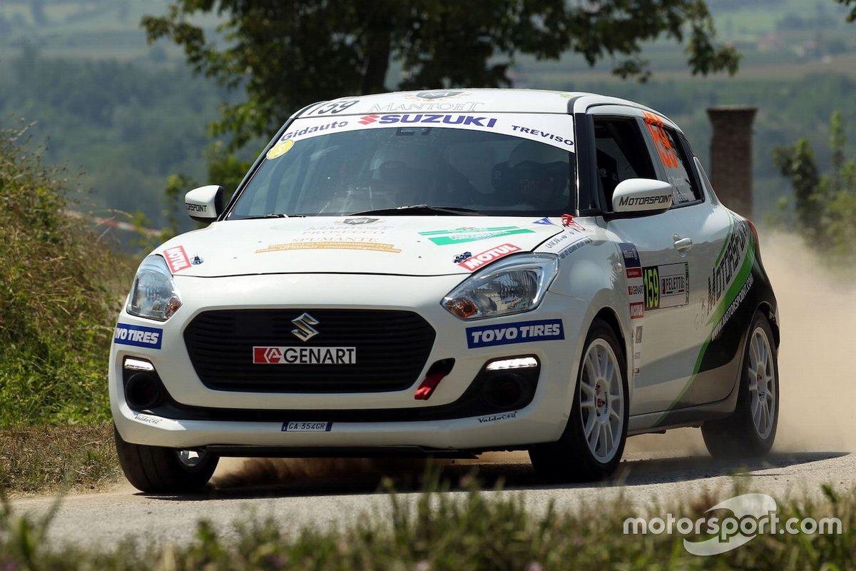 Mantoet Cristian, Beltramello Stefano, Suzuki Swift Rstb1