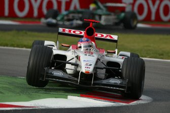 Jacques Villeneuve, BAR Honda 005.