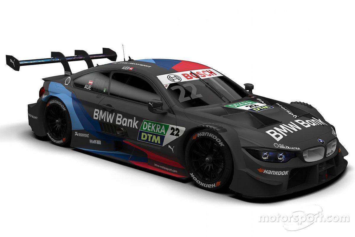 #22: Lucas Auer (BMW Team RMG)