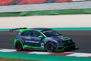 Diego Di Fabio, Nicola Franzoso, Elite Motorsport, Volkswagen Golf GTI TCR
