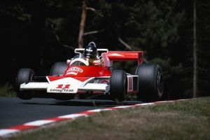 James Hunt, McLaren M23 Ford