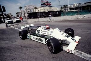 Mario Andretti, Williams FW07C Ford