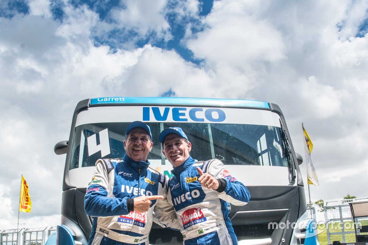 Djalma Pivetta e Felipe Giaffone