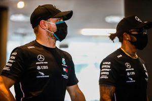 Valtteri Bottas, Mercedes-AMG Petronas F1, Lewis Hamilton, Mercedes-AMG Petronas F1