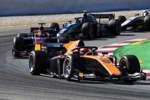 Jack Aitken, Campos Racing, devance Yuki Tsunoda, Carlin, et Dan Ticktum, Dams