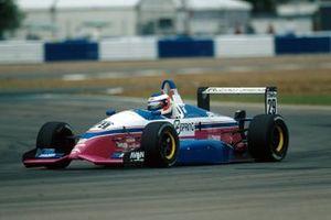 Jarno Trulli, Dallara Opel
