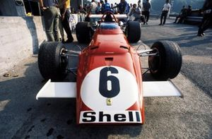 The Ferrari 312B of Ignazio Giunti