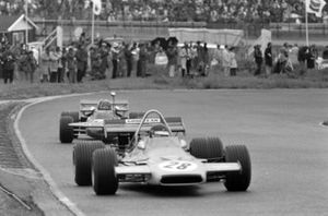 Peter Gethin, McLaren M14A Ford, Skip Barber, March 711 Ford