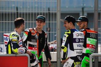 Riccardo Rossi, RBA Racing Team, Davide Pizzoli, RBA Racing Team,