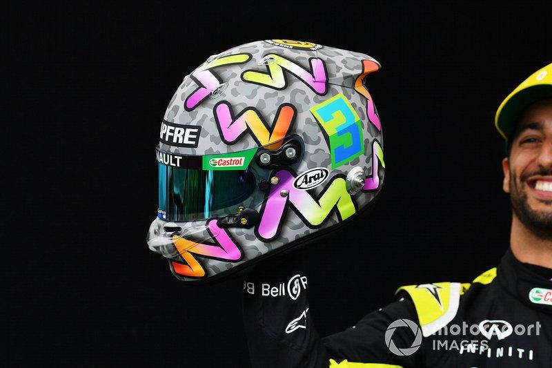 Daniel Ricciardo: 26% de la votación