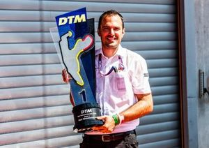 Florian Modlinger, Audi Sport engineer