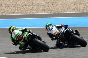 Sandro Cortese, Outdo Kawasaki TPR, Eugene Laverty, BMW Motorrad WorldSBK Team