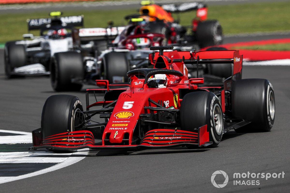Sebastian Vettel, Ferrari SF1000, Antonio Giovinazzi, Alfa Romeo Racing C39, Pierre Gasly, AlphaTauri AT01