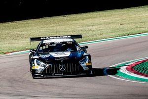 #90 Madpanda Motorsport Mercedes-AMG GT3: Ezequiel Perez Companc, Patrick Assenheimer, Jorge Cabezas