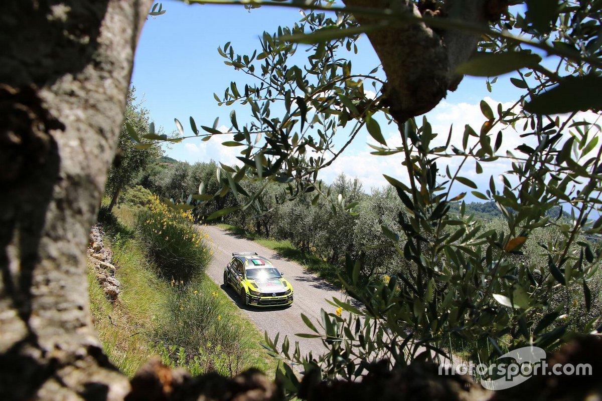 Giandomenico Basso, Lorenzo Granai, Loran SRL, LORAN SRL, Volkswagen Polo GTI R5