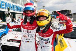 Audi TT Cup 2017, Hockenheim, Philip Ellis, Gosia Rdest